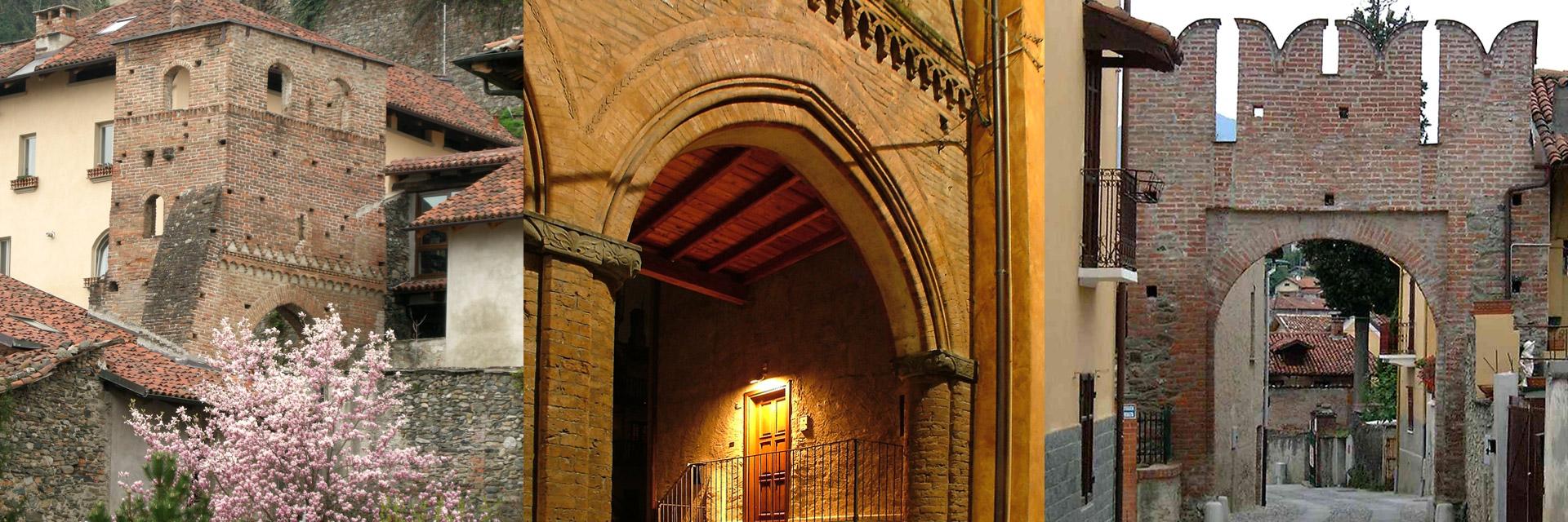 Collage delle Porte di Avigliana