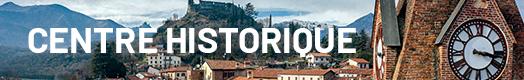 Scoprire il centro storico di Avigliana